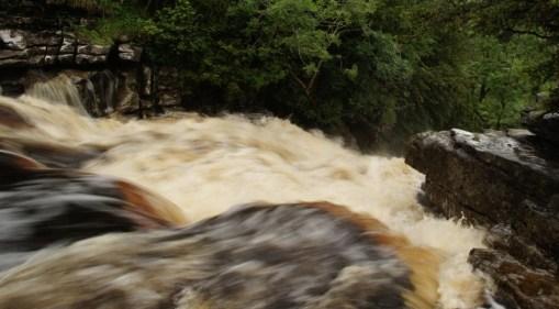 Ingleton waterfall 23