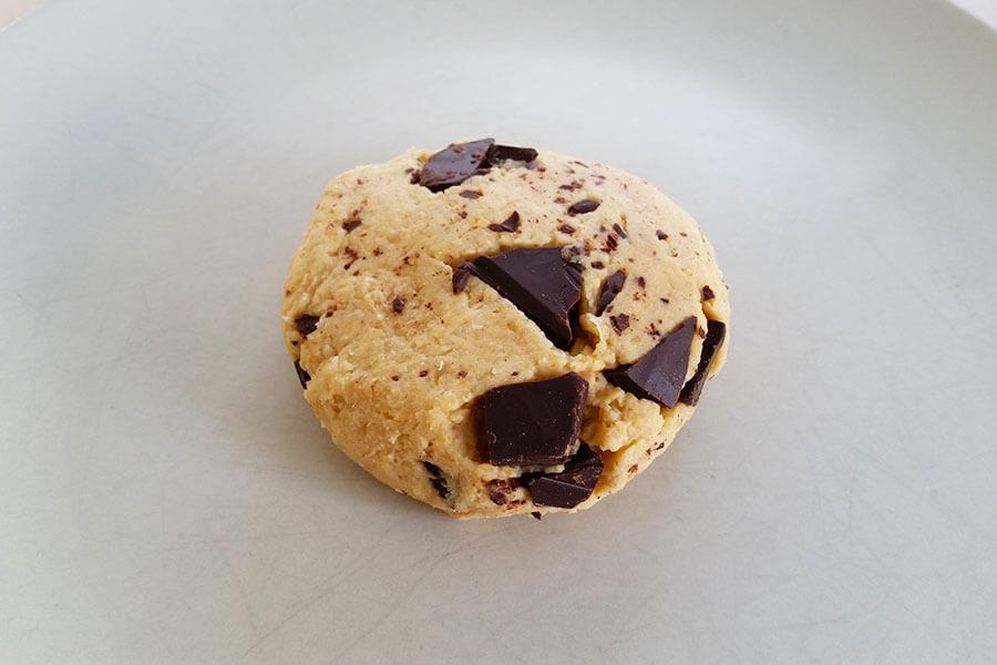 [Recette] Cookies au chocolat vegan sans four (cookie dough)