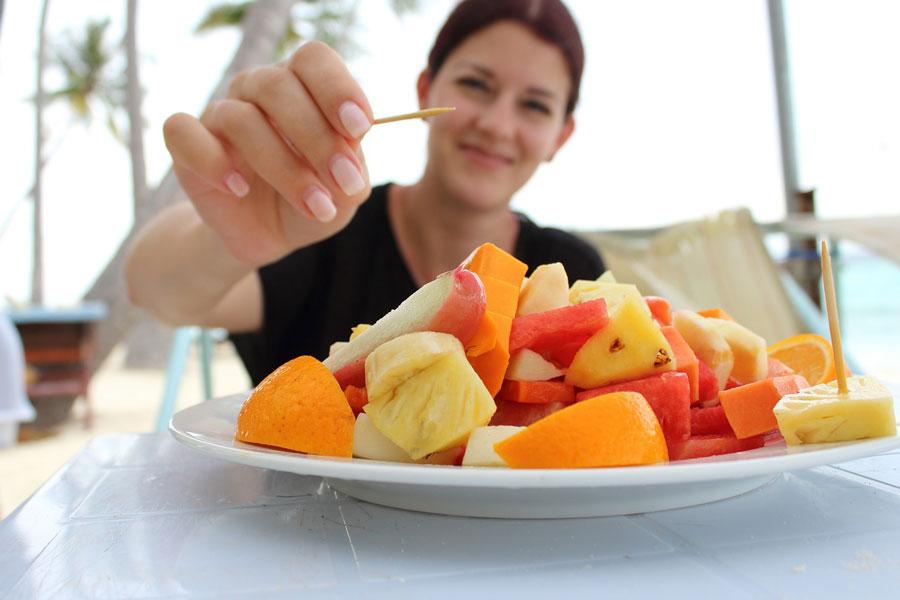 Les fruits font-ils grossir ?