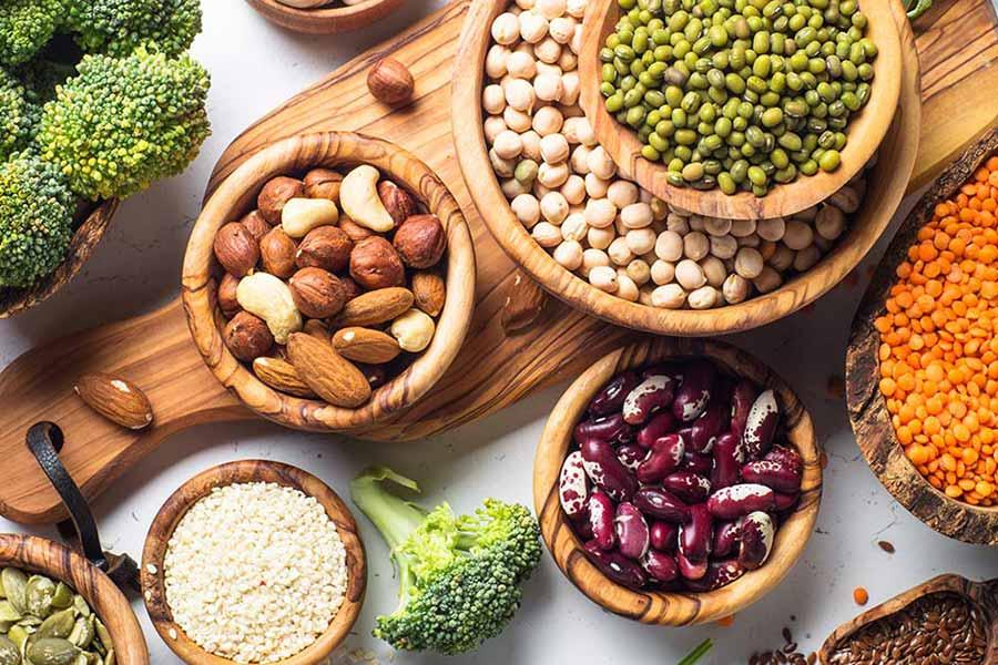 L'intérêt des protéines végétales chez le sportif