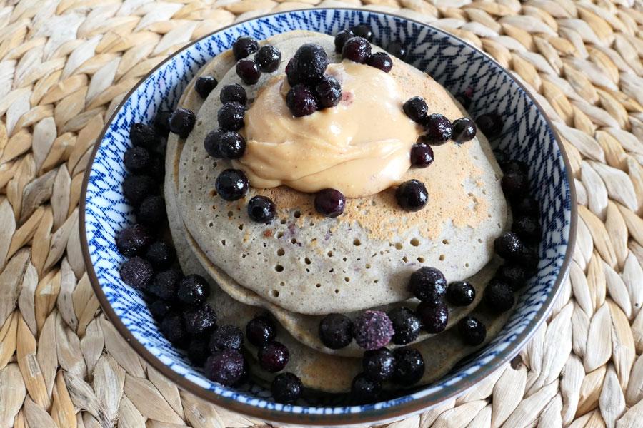 [Recette] Pancakes à la banane sans gluten et protéinés