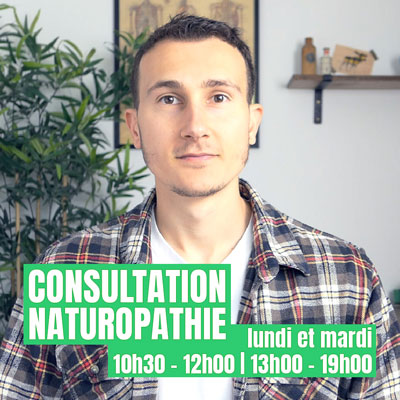 consultation naturopathie à distance