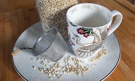 Sobacha : les bienfaits de l'infusion de sarrasin (thé de sarrasin)