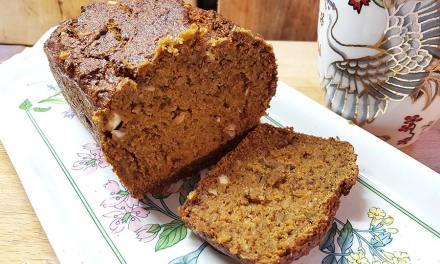 [Recette] Carrot cake banana bread sans gluten