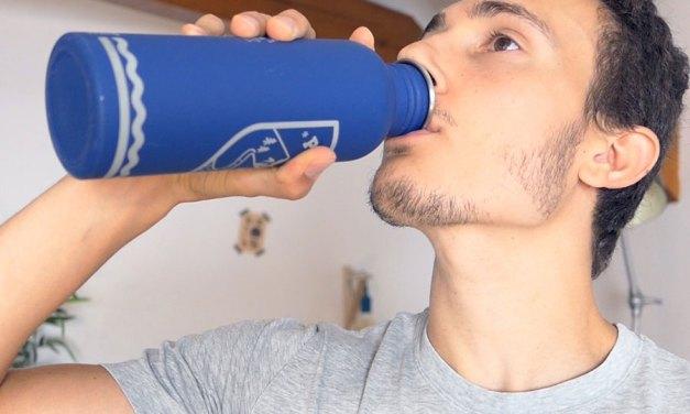 Combien de calories brûle-t-on en buvant de l'eau ?