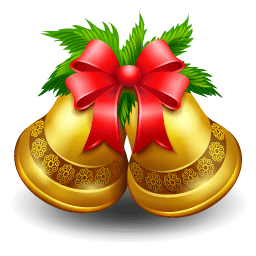 Christmas Bell Icon Mr Blade S Designs