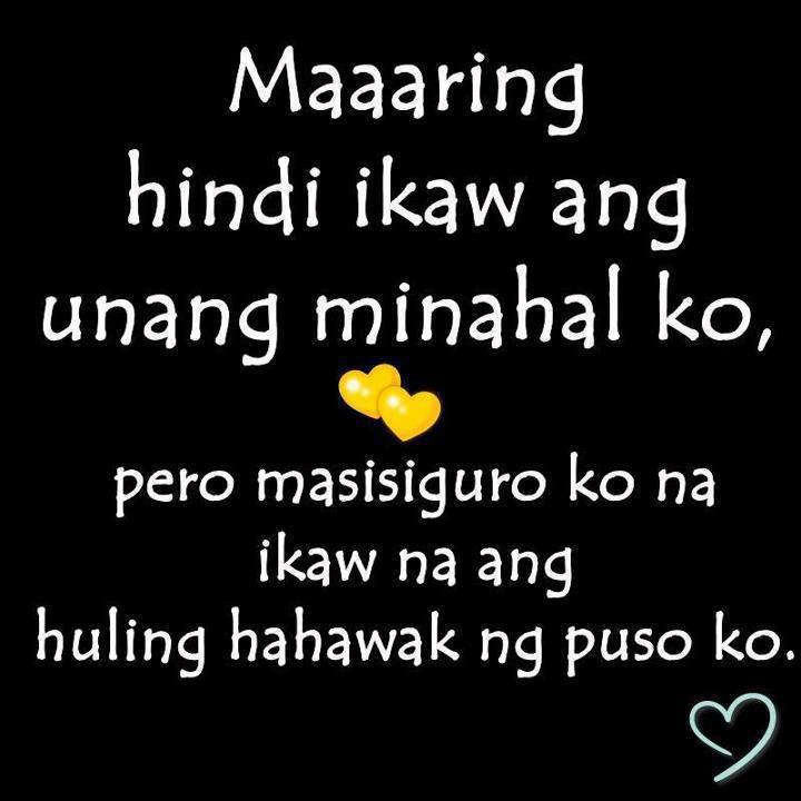 Love About Quotes Relationships And Tagalog