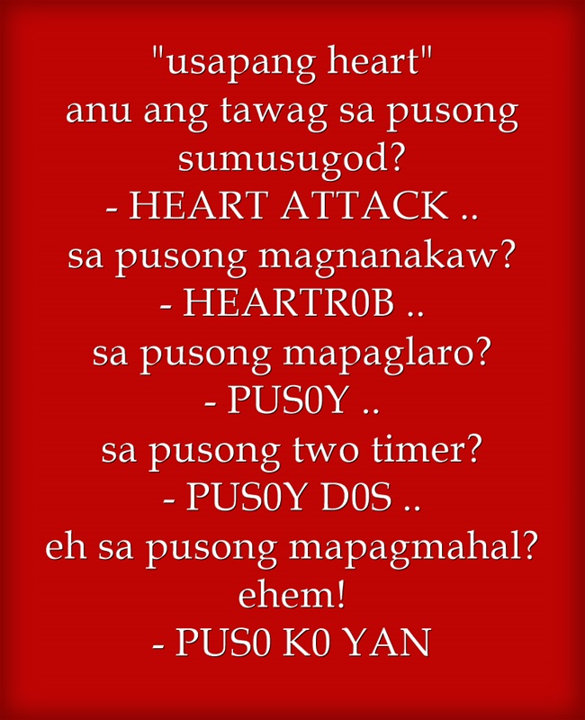 Hugot Lines About Love
