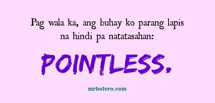 Pick Lines Tagalog Kalbo