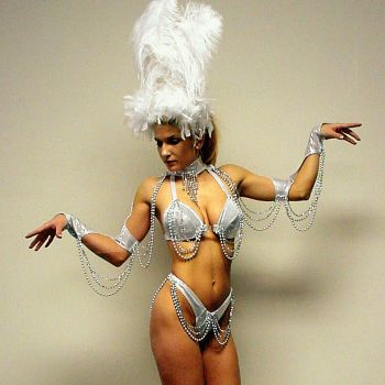 Show Girl Exotic Costume