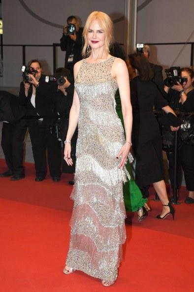 Nicole Kidman in Michael Kors Pre-Fall 2017-2
