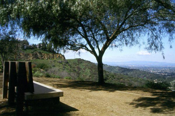 bench nhp overlook
