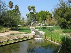 L.A. River Garden Park