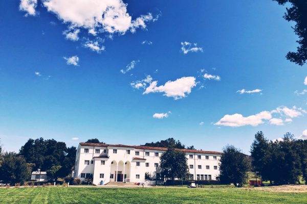KGR Dormitory, with overnight facilities and auditorium