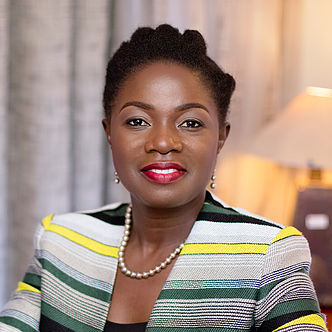 Lucy Quist Campaigning Summit Switzerland