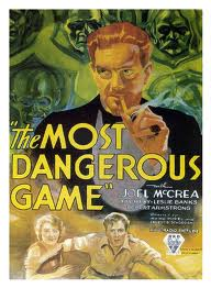 Common Core Short Stories: The Most Dangerous Game