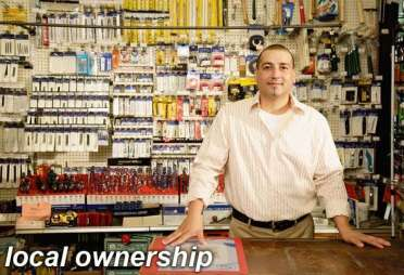 Independent Hardware Retail