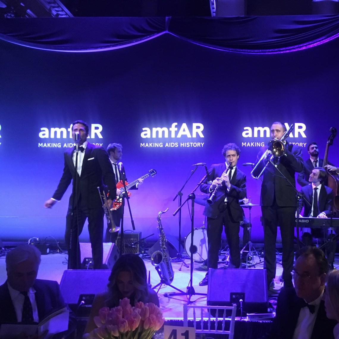 amFAR Gala, Cipriani, NYC