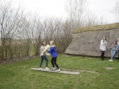 Viking games - Fleece Fights!