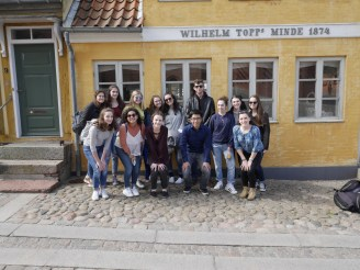 The CCHS group in Roskilde