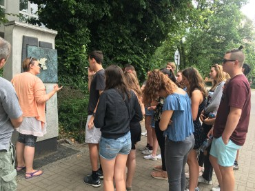 Guided tour of the Warsaw Ghetto