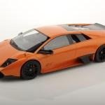 Lamborghini Murcielago Lp670 4 Sv Fixed Wing 1 18 Mr Collection Models