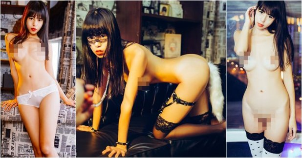 Image MrCong.com-TuiGirl-Special-Ai-Li-Li-Part-2-000 in post TuiGirl Special: Người mẫu Ai Li Li (艾栗栗) - Phần 2 (124 ảnh)