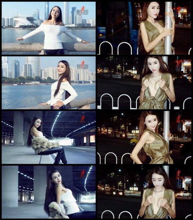 Image DKGirl-Video-No.009 in post DKGirl Video No.009: Người mẫu Jessie (婕西儿)