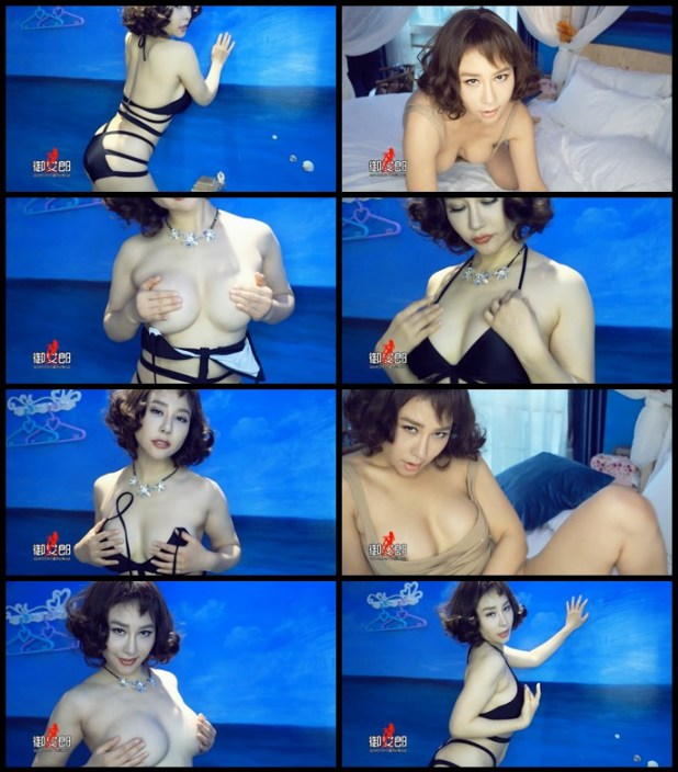 Image DKGirl-Video-No.014 in post DKGirl Video No.014: Người mẫu Anna Jin (安娜金)