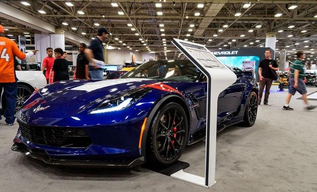 2017 DFW Auto Show