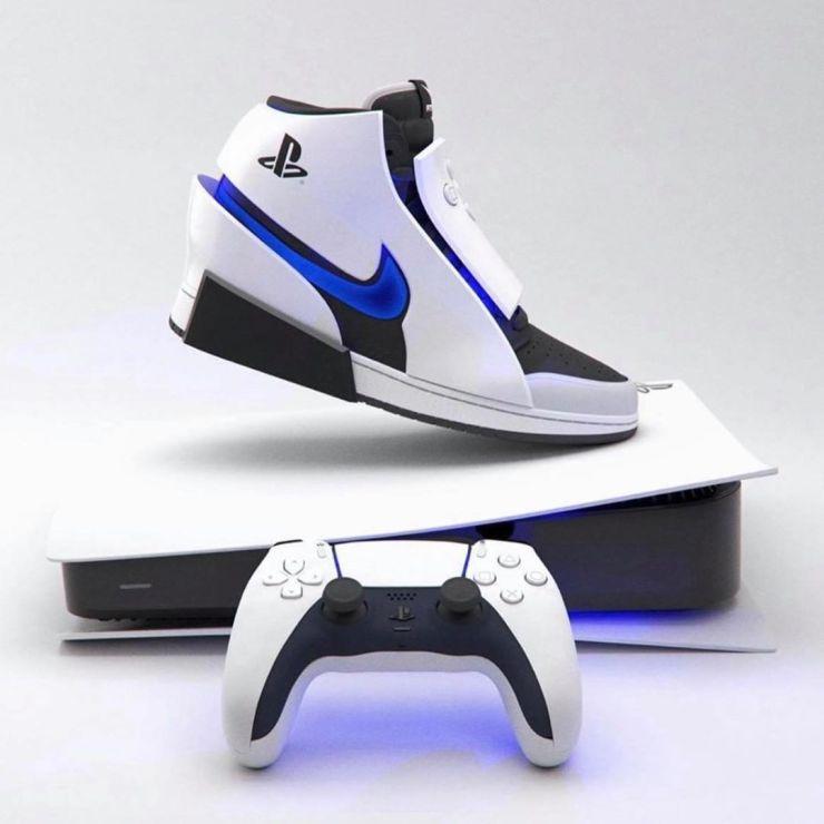 PS5 Nikes
