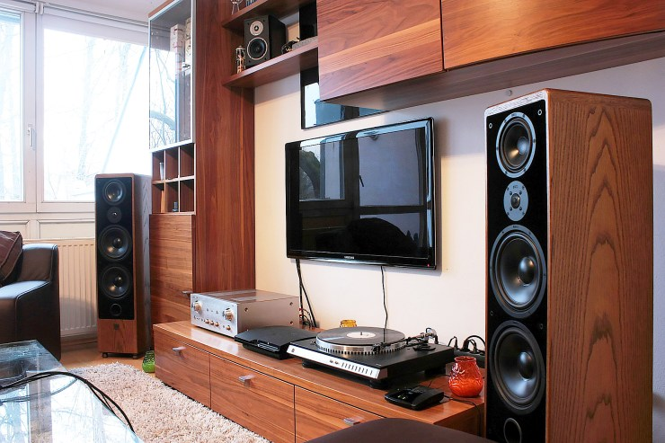 how to build a hi-fi system for home