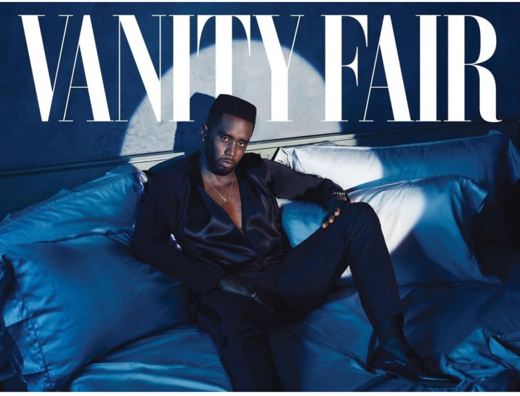Puff Daddy to Diddy to Love - Sean Combs Discusses The significance Of His Name Changes