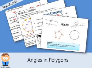 AnglesInPolygons