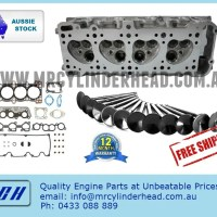 Ford Courier Mazda G6 bare head kit