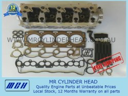 Hyundai Santa Fe D4EB cylinder head kit back