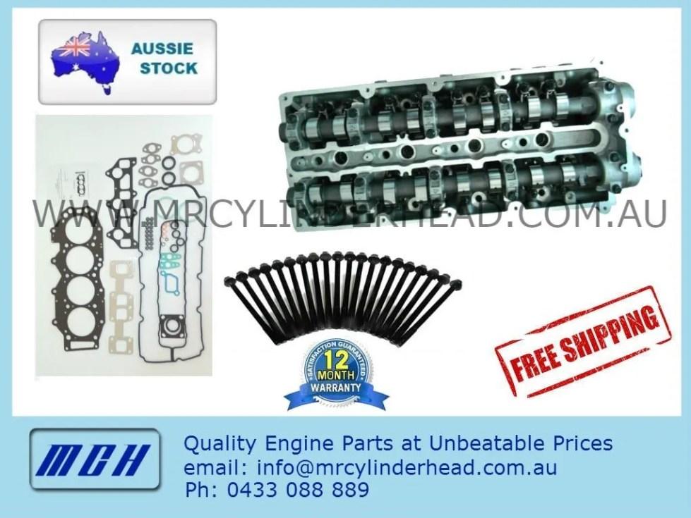 Mazda WEAT Complete Cylinder Head kit
