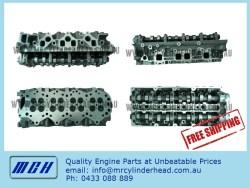 Mazda WEAT Complete Cylinder Head