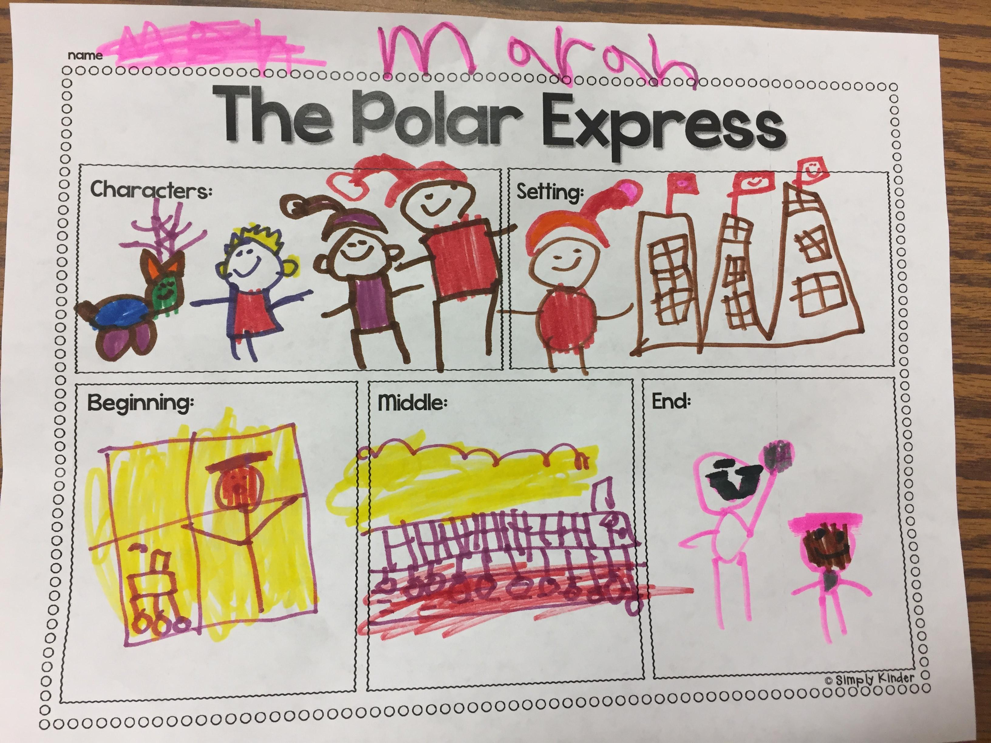 Polar Express Day