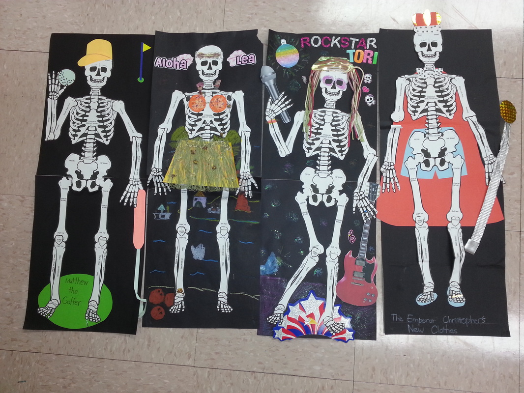 Health Project 1 Skeleton