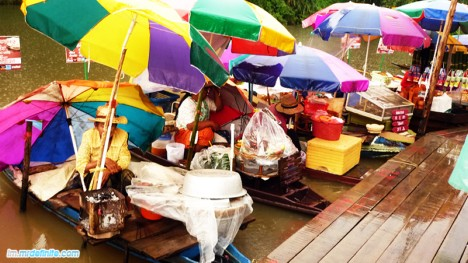 Hatyai Floating Market