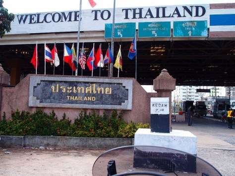 10,000 Thai Baht Needed for Malaysians to Enter Thailand? Confusion Explained. Photo credit to http://eng.mynewshub.cc/immigration-dept-ready-for-24-hour-border-operation/