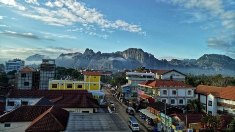 Our Romantic Episodes of Adventures and Misadventure in the Scenic Riverside Town of Vang Vieng, Laos