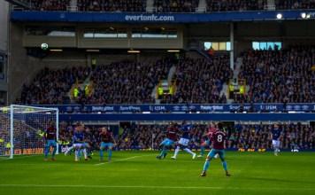 Everton vs West Ham United September 2018