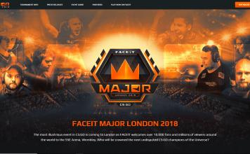 FACEIT Major 2018 Main Qualifier