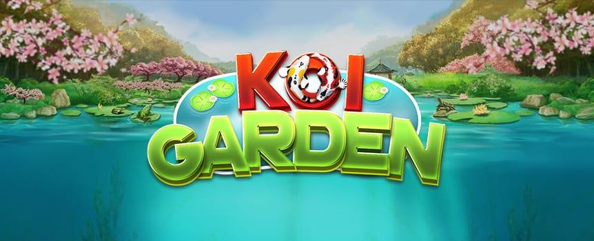 Koi Garden Slots