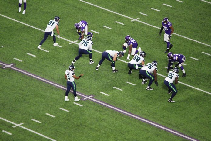 Minnesota Vikings vs. Seattle Seahawks August 24 2018