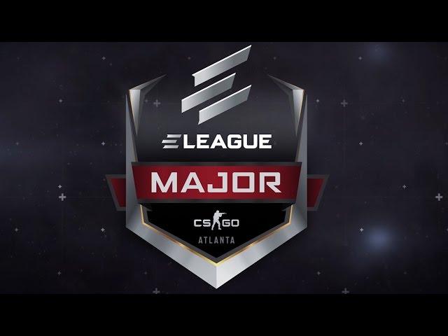 eleague major 2017