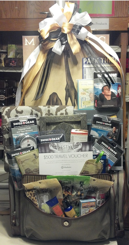 Special Event And Silent Auction Gift Basket Ideas By M R