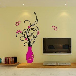 Extra Large 3D Removable Wall Sticker